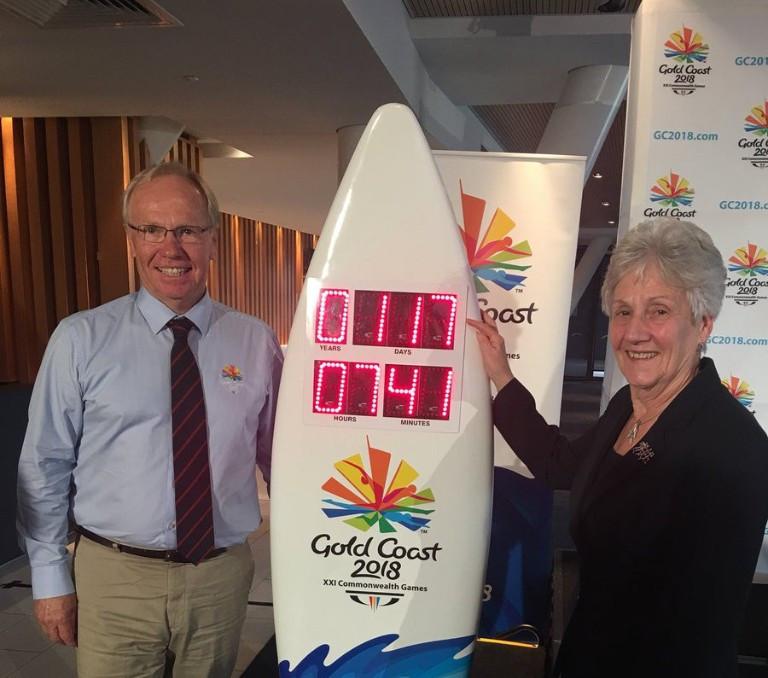 CGF President praises Australian Government for resolving Gold Coast 2018 visa issues
