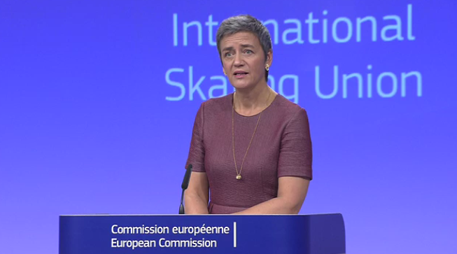 European Commission order International Skating Union to change competition rules in landmark legal ruling