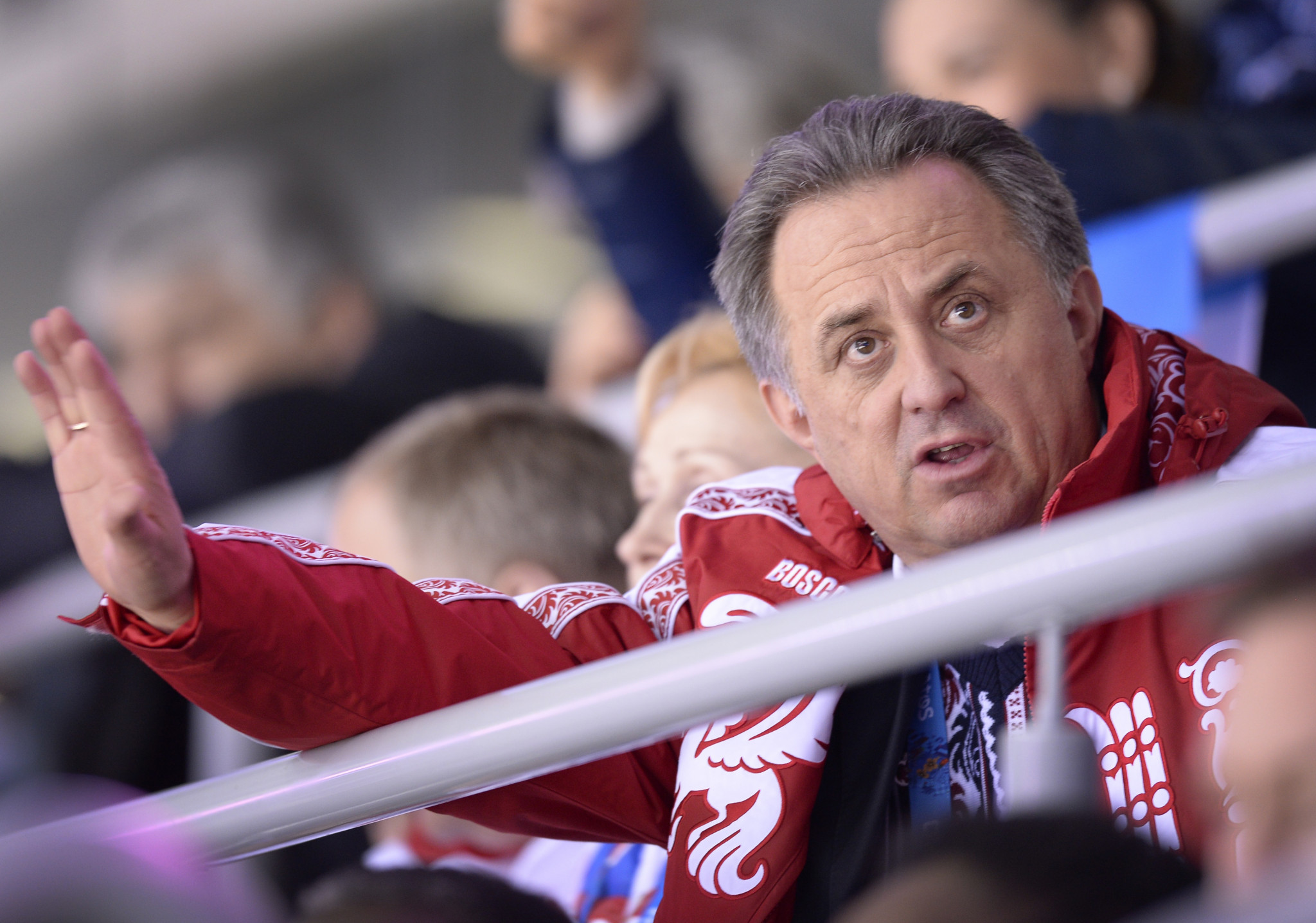 Vitaly Mutko has claimed Russia will only pay a $15 million fine to the IOC if they receive guarantee no further disciplinary action will be taken ©Getty Images