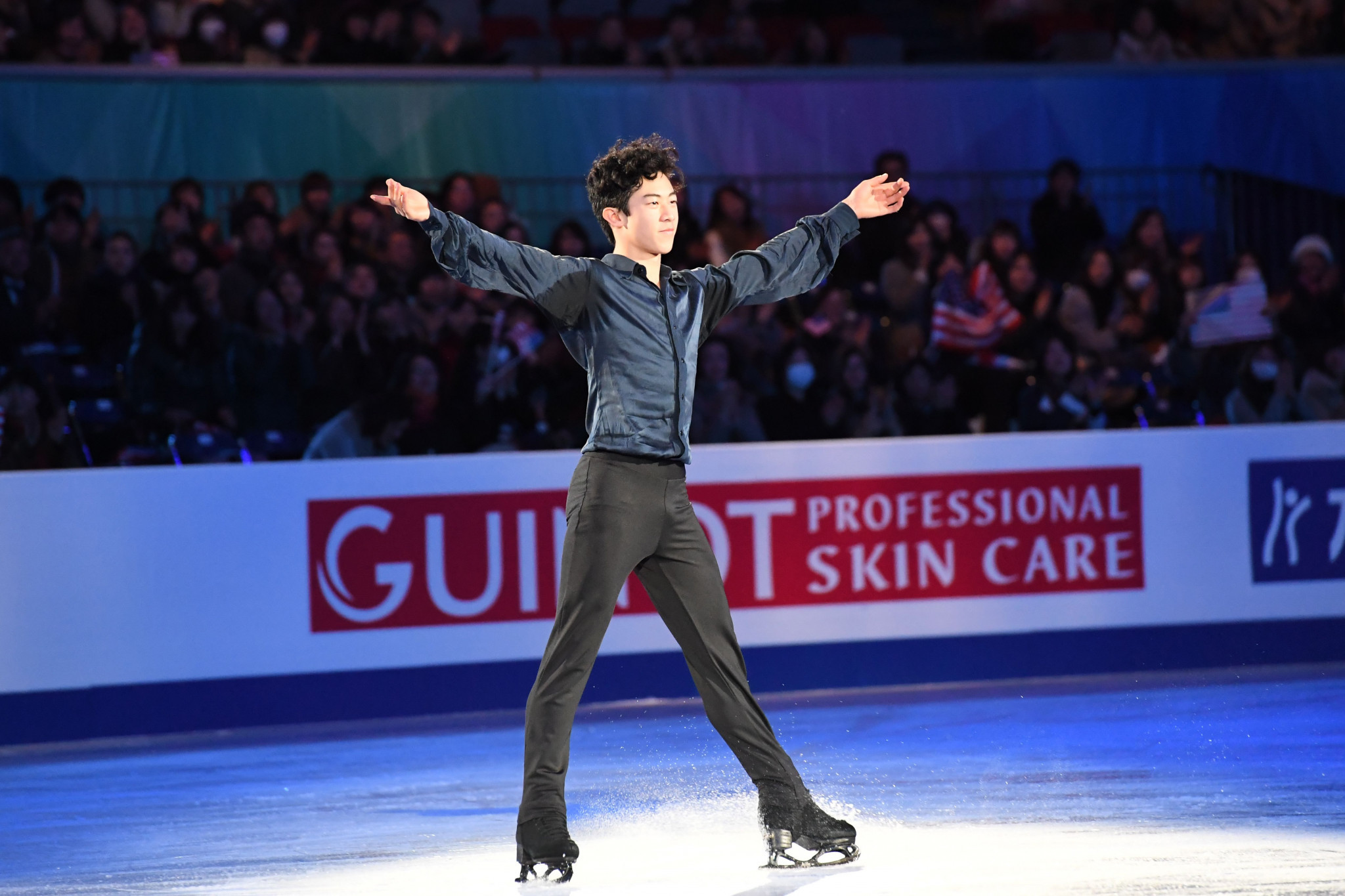 Chen holds on to deny Japan home gold at ISU Grand Prix of Figure Skating Final