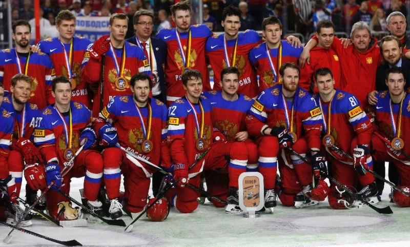 Russia would be among the favourites for the Olympic gold medal at Pyeongchang 2018 ©Getty Images