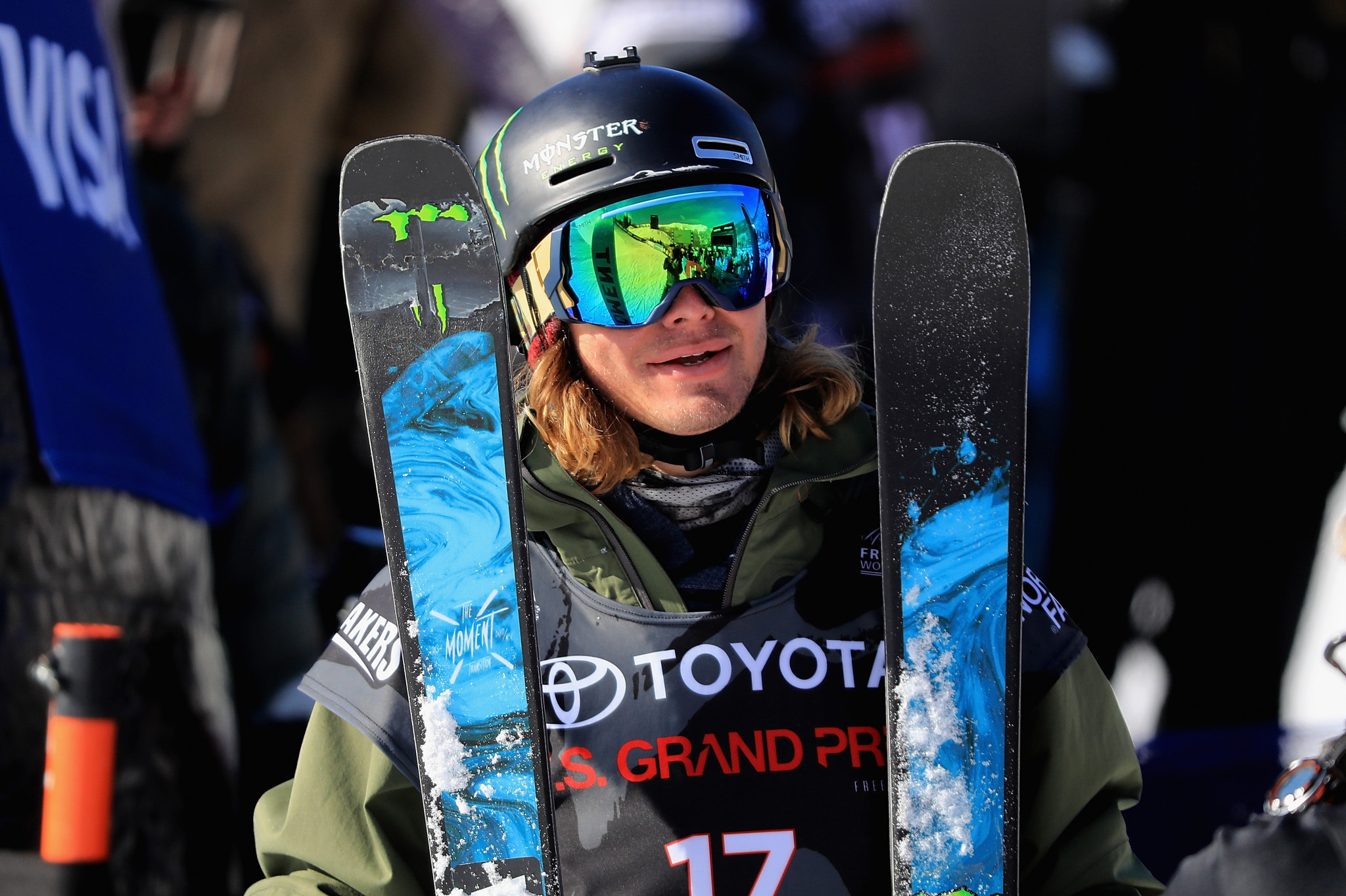 French and American halfpipe joy in Copper Mountain at FIS
