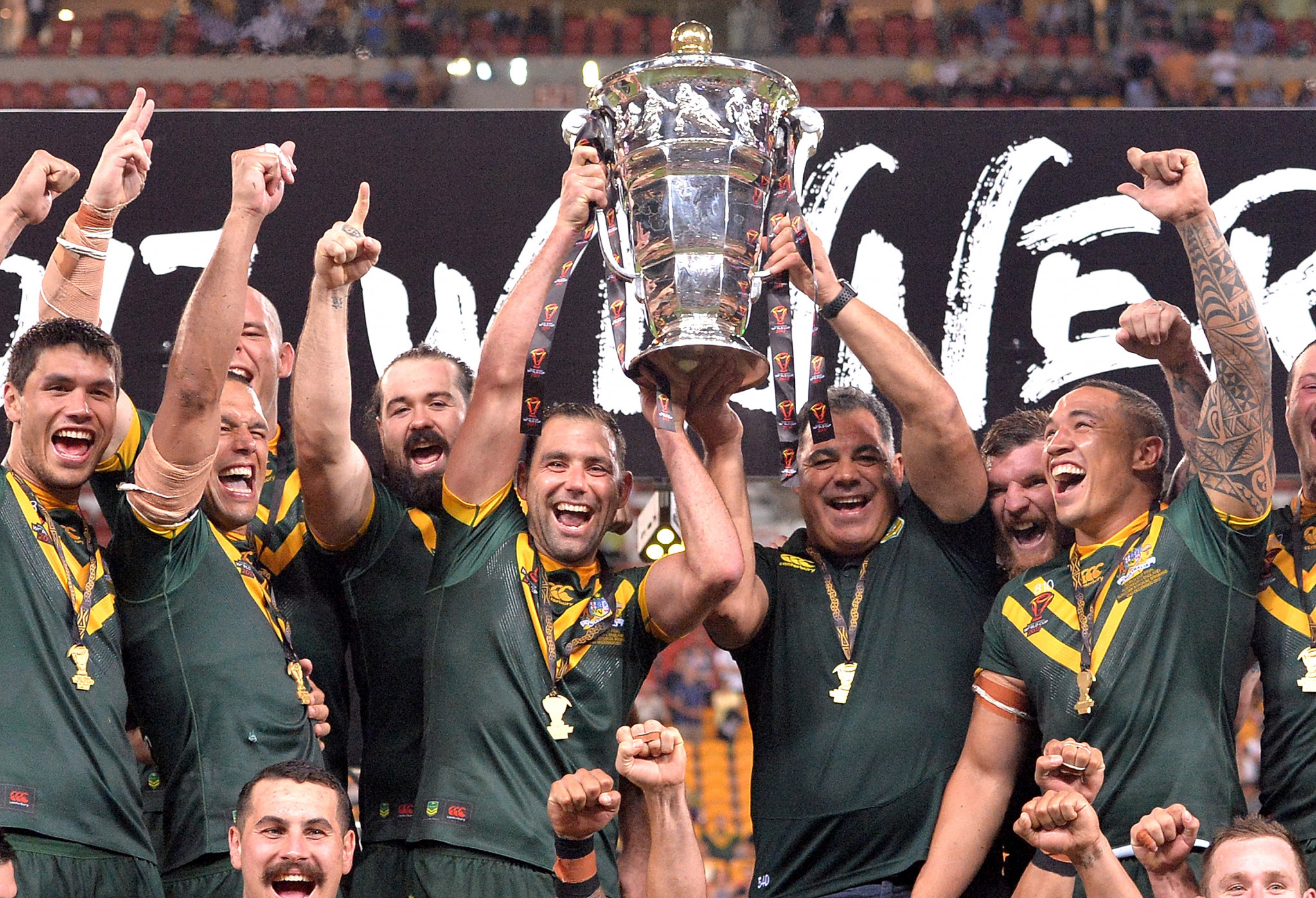 Australia women join men at the top of inaugural rugby league rankings
