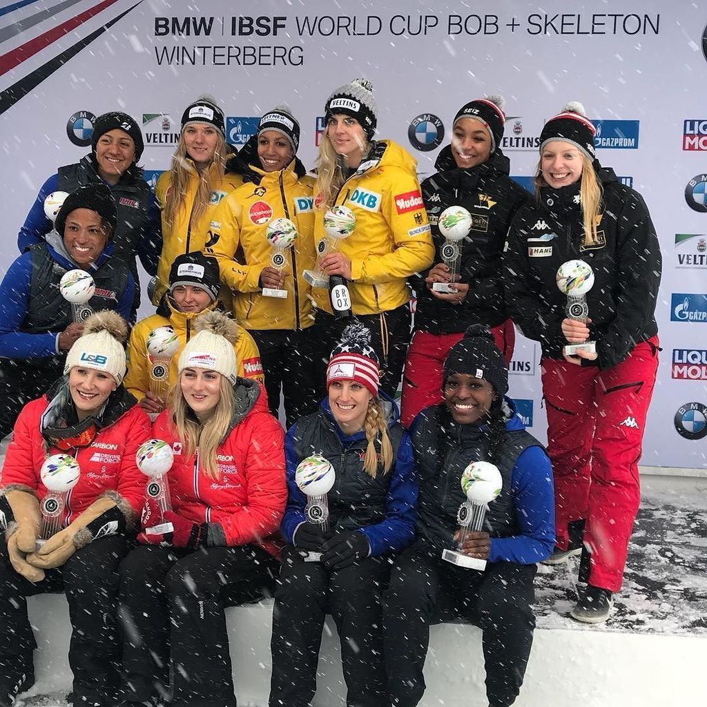 Schneider celebrates first ever victory as a bobsleigh pilot as Bracher springs shock at IBSF World Cup in Winterberg