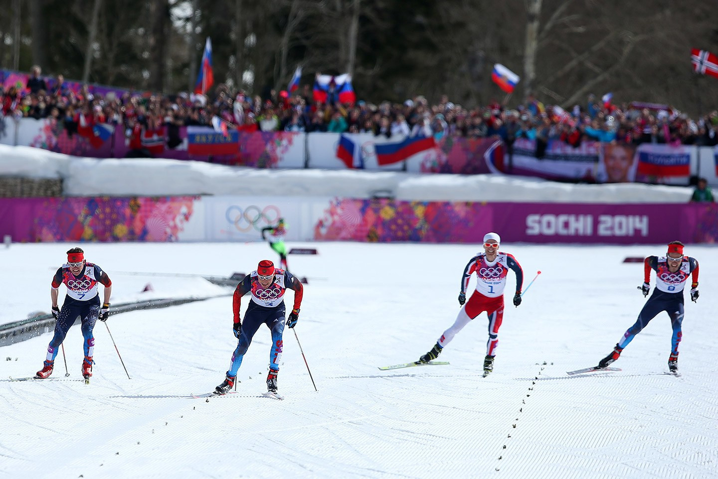 South Korea's Sports Ministry had claimed that the participation of Russian athletes at Pyeongchang 2018 was vital to the success of the Winter Olympic Games ©Getty Images