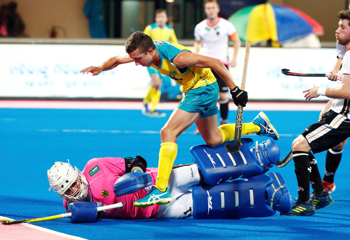 Argentina beat India in Hockey World League Final semis
