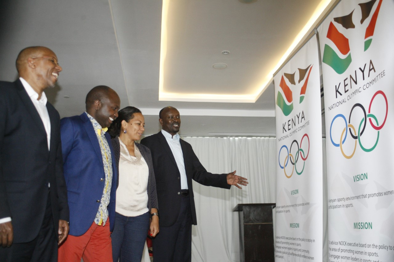 The Marketing and Fundraising Commission set up by the National Olympic Committee of Kenya has been tasked with helping the country's team prepare for Gold Coast 2018 ©NOCK