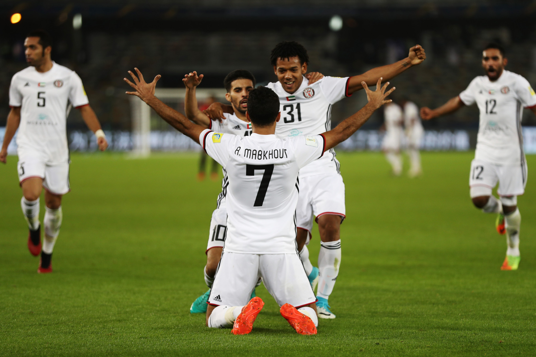 Hosts upset Asian champions to book semi-final place against Real Madrid at FIFA Club World Cup