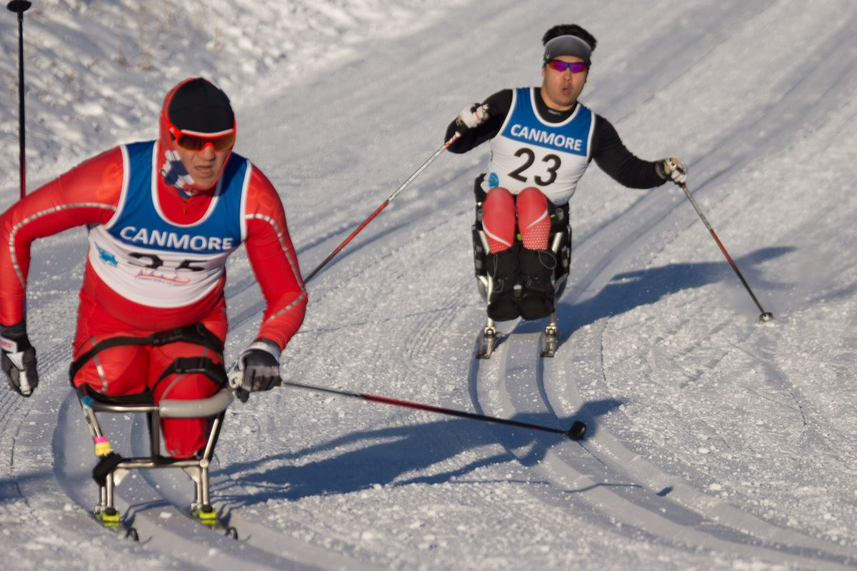 Cross country sprint races were the focus of the opening day of action ©Twitter/Para Nordic Skiing