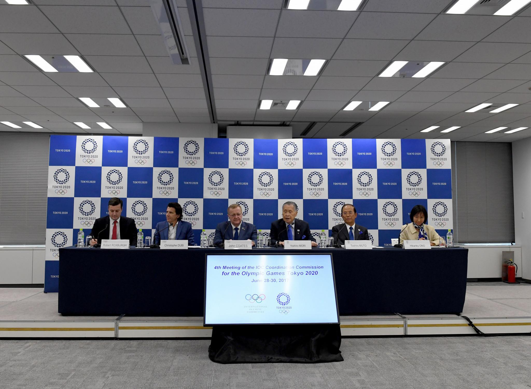 IOC Coordination Commission set to make return visit to Tokyo 2020
