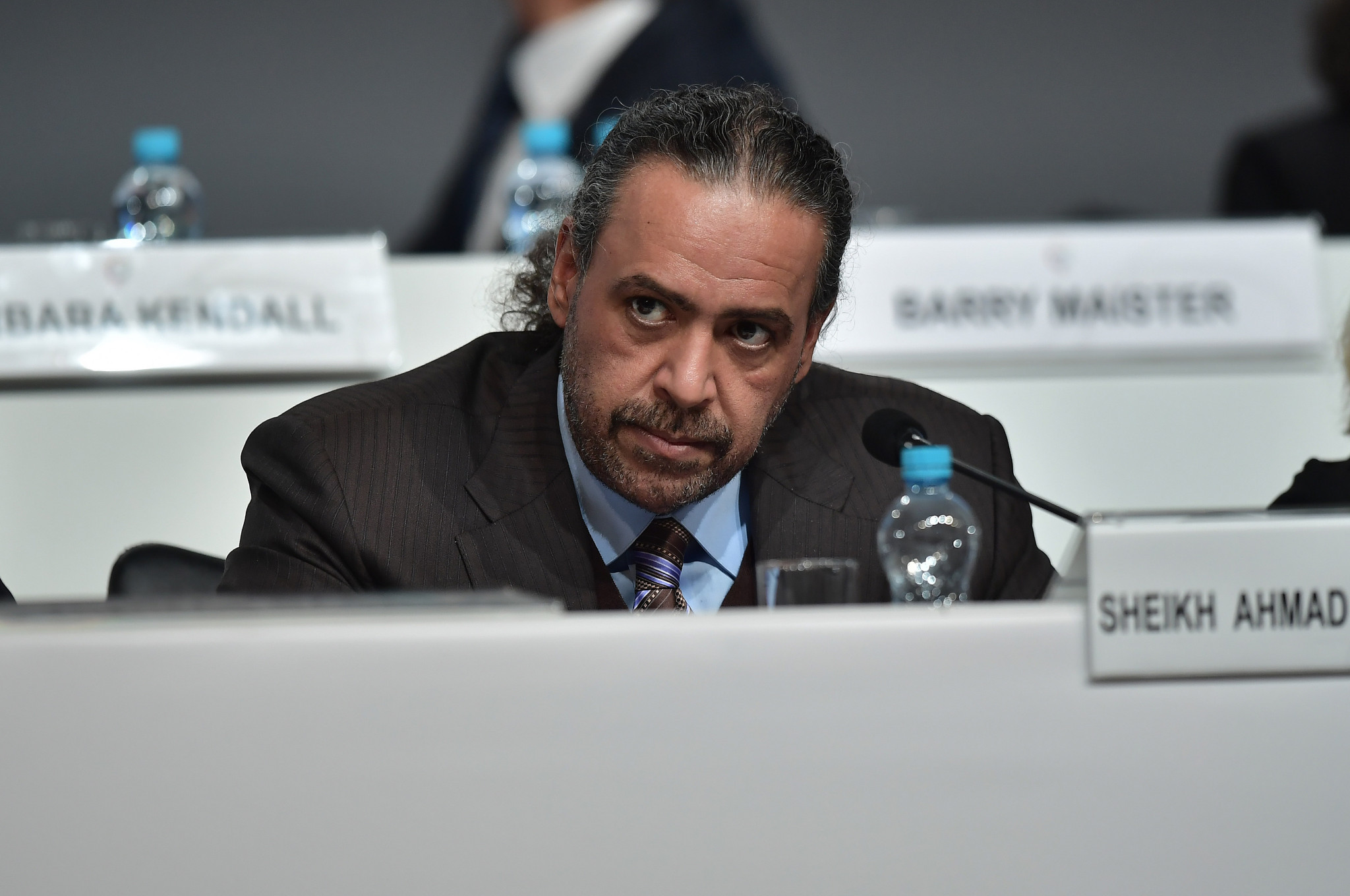 ANOC, the organisation headed by Kuwaiti powerbroker Sheikh Ahmad Al-Fahad Al-Sabah, have praised the IOC position ©Getty Images