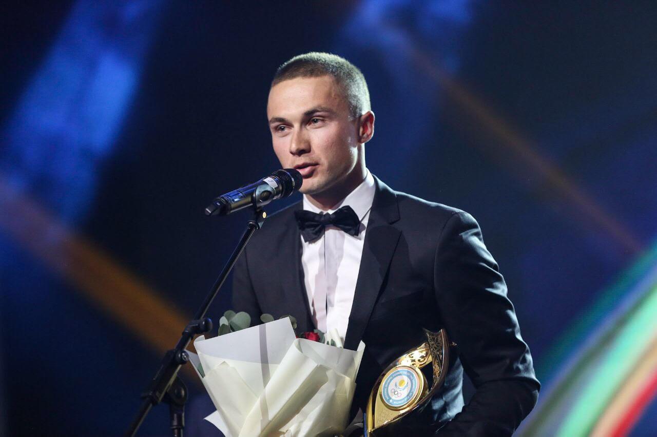 Alexey Lutsenko picks up top award at Kazakhstan National Sports Awards 2017 ceremony