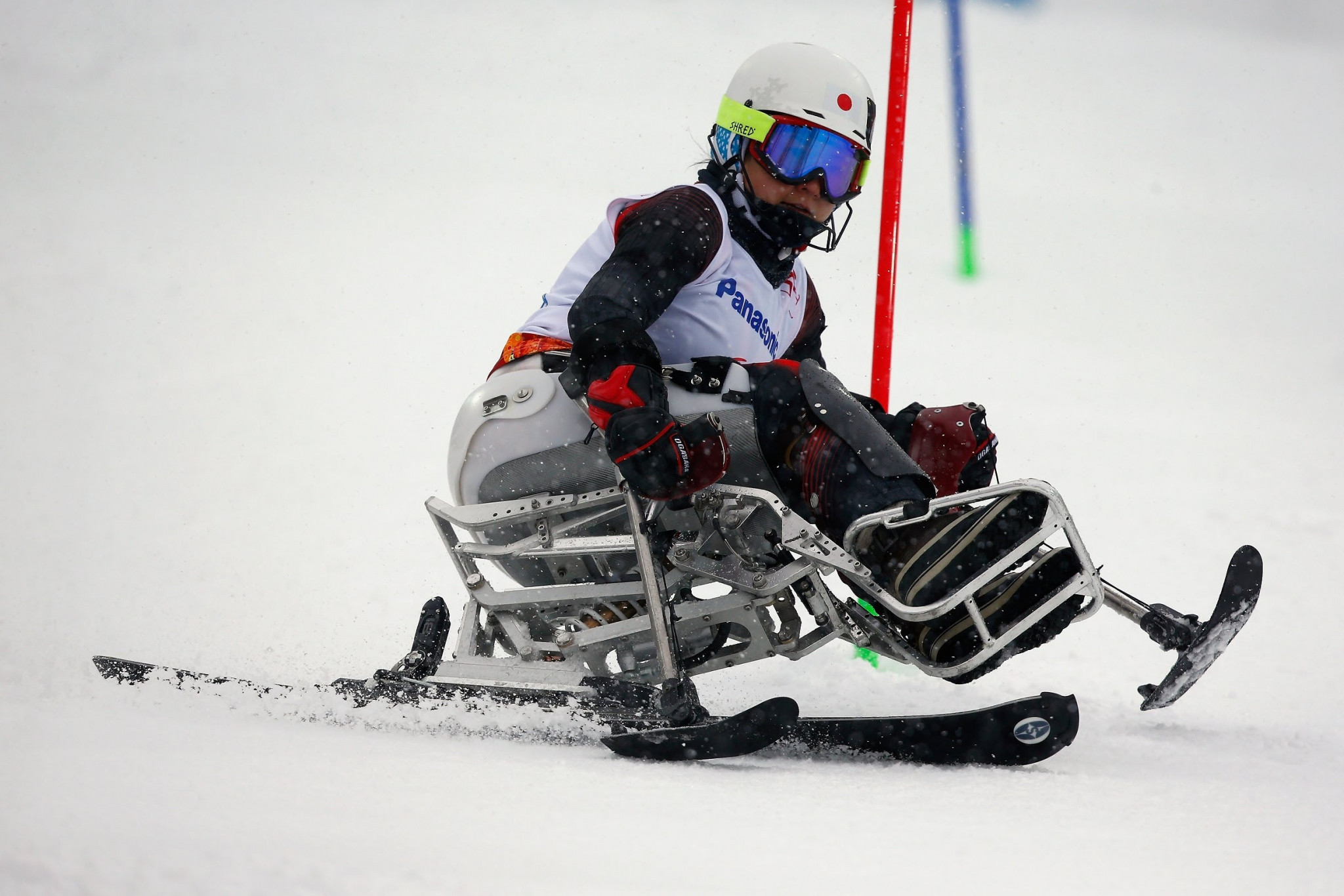 Japan's Yoshiko Tanaka will be among the leading names competing at the first event of the new World Para Alpine Skiing World Cup campaign in St. Moritz ©YouTube