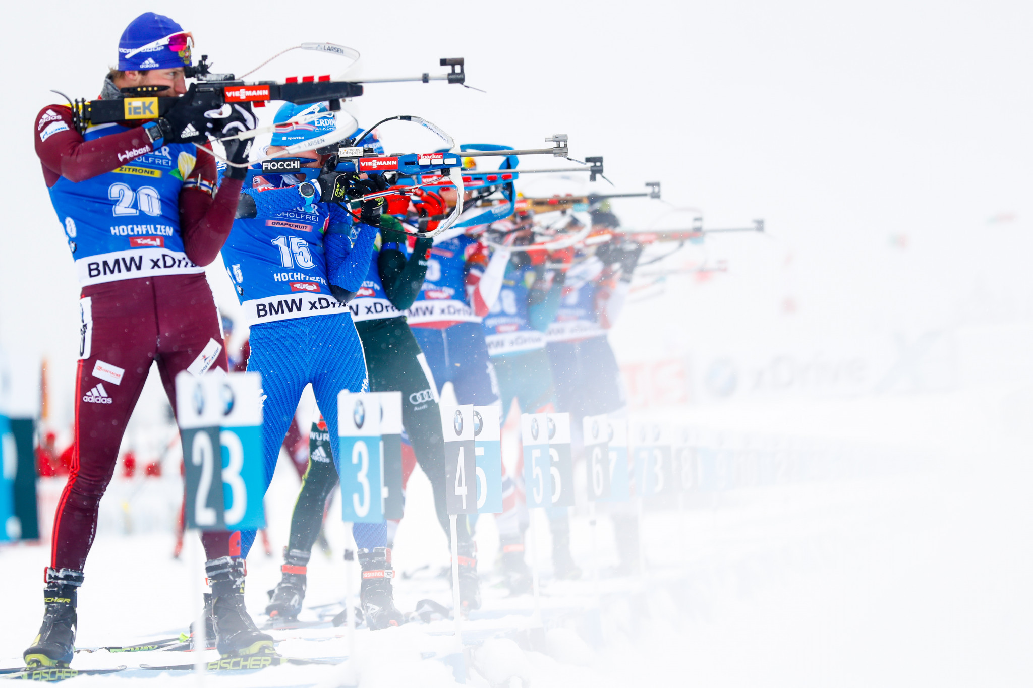 IBU relegates Russian Biathlon Union to provisional member in response to doping problems