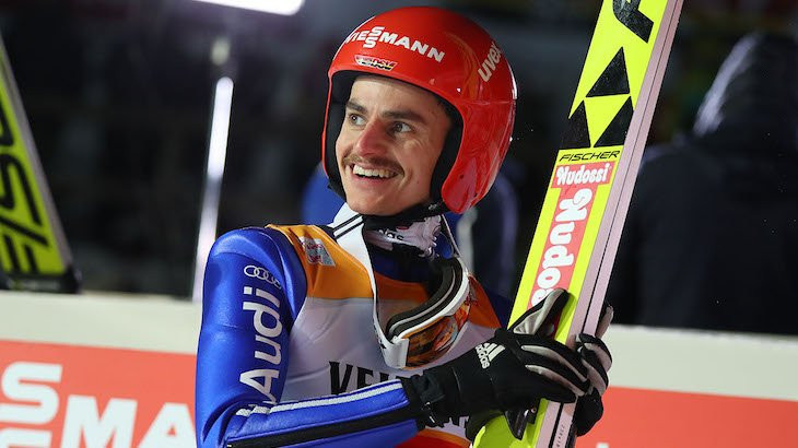 Freitag leaps to glory at FIS Ski Jumping World Cup in Titisee-Neustadt