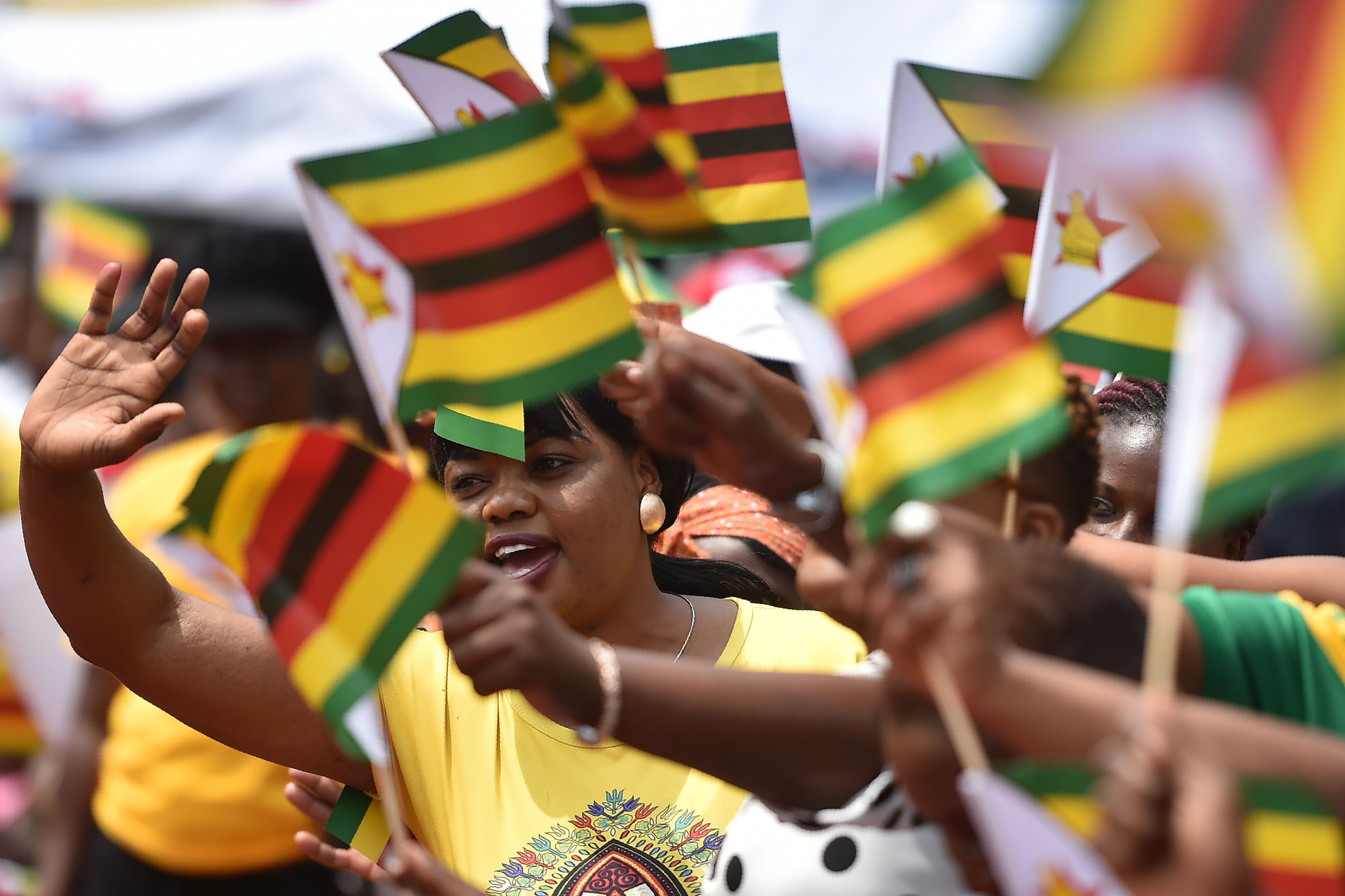Fall of Mugabe could lead to Zimbabwe being eligible to take part in Commonwealth Games again