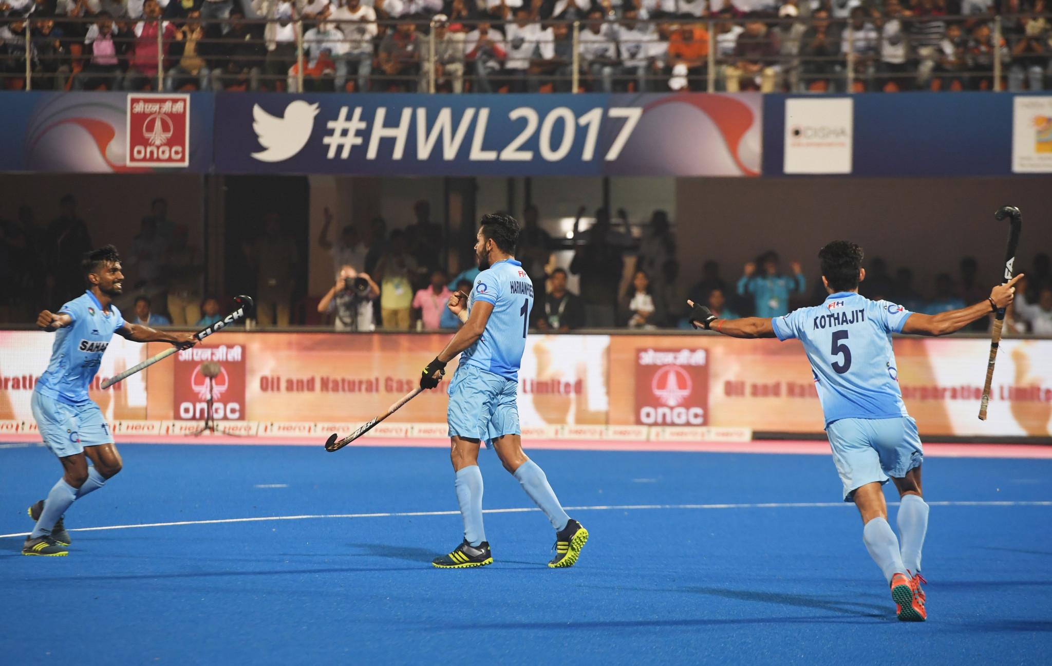 Harmanpreet Singh Centre Scored The Winning Goal As India Beat Germany 2 1