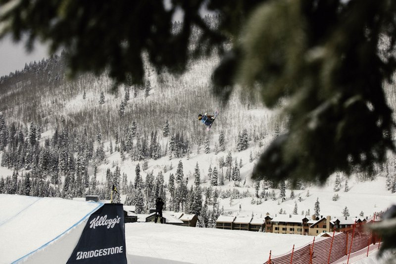 Iwabuchi earns early birthday present with Big Air Snowboard World Cup win