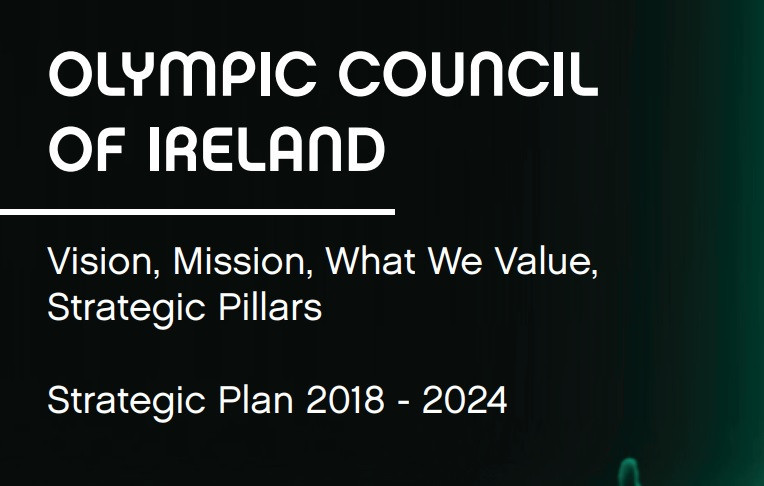 "Olympic Council of Ireland launch ""athlete-centred"" strategic plan"