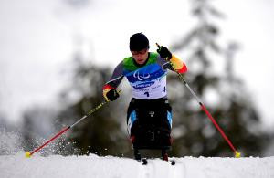 Eskau adds second gold at the World Para Nordic Skiing World Cup in Canmore