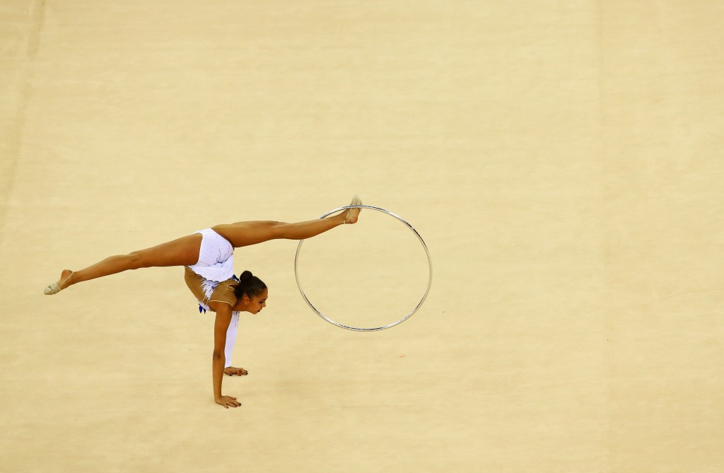 Fantastic five for Mamun as Russia dominate home Rhythmic Gymnastics World Cup