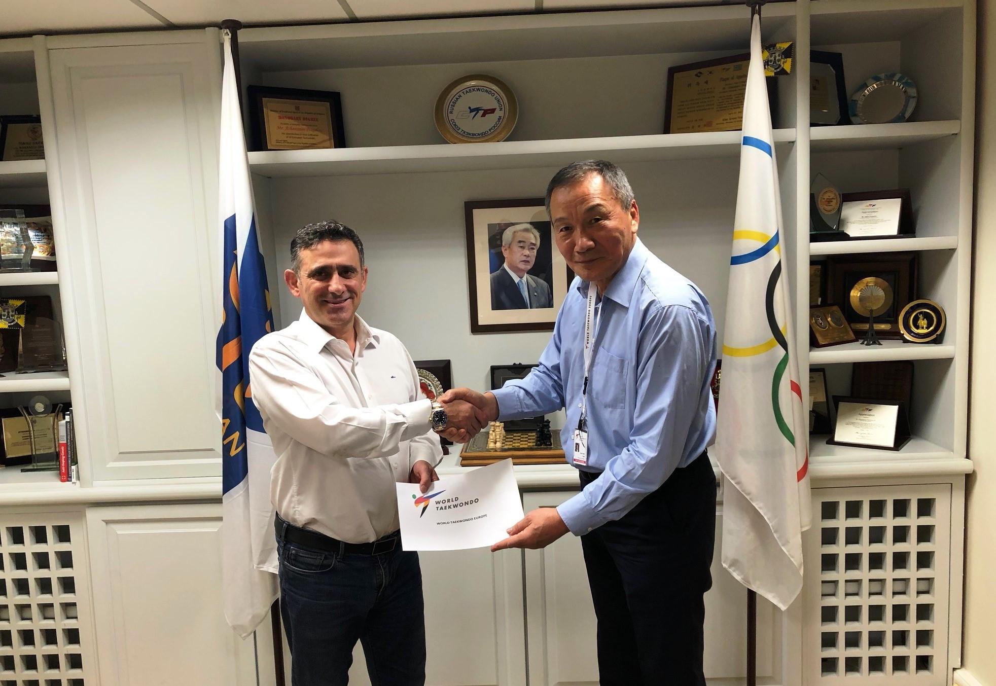 World Taekwondo Europe link up with World Children Taekwondo Union to promote sport