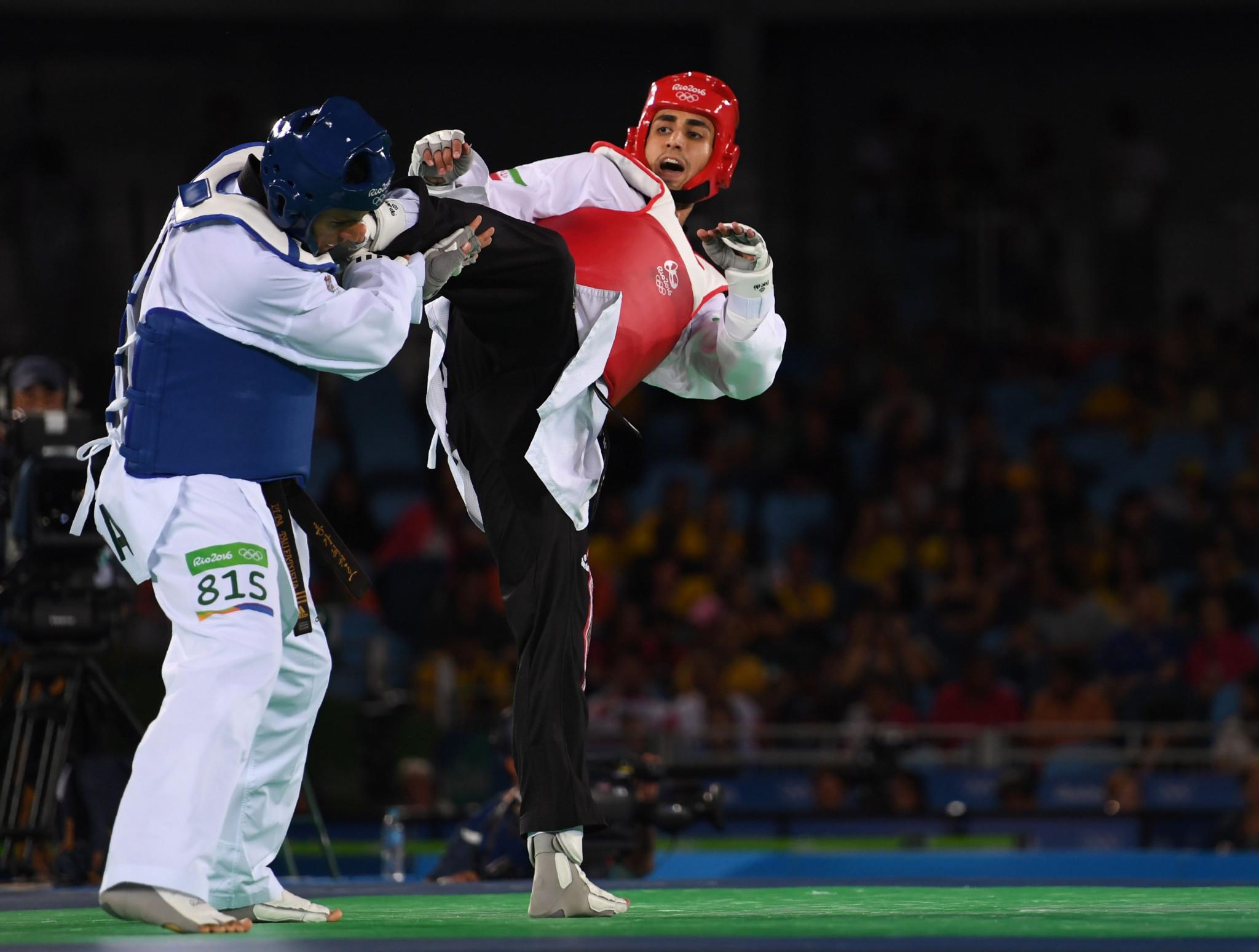 Iran to send strong team to first-ever World Taekwondo Grand Slam Champions Series
