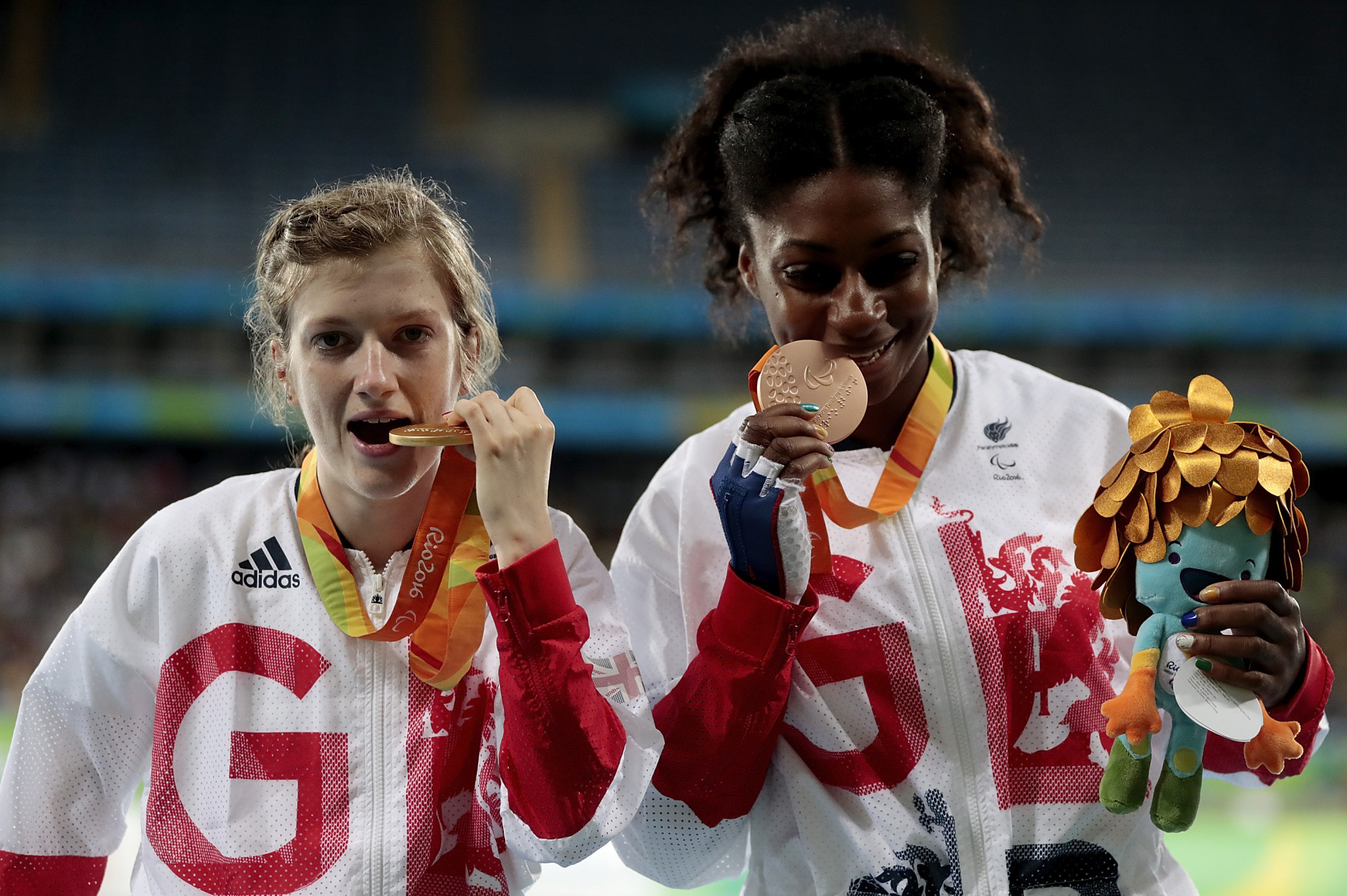 Team England select 18 Para athletes for Gold Coast 2018