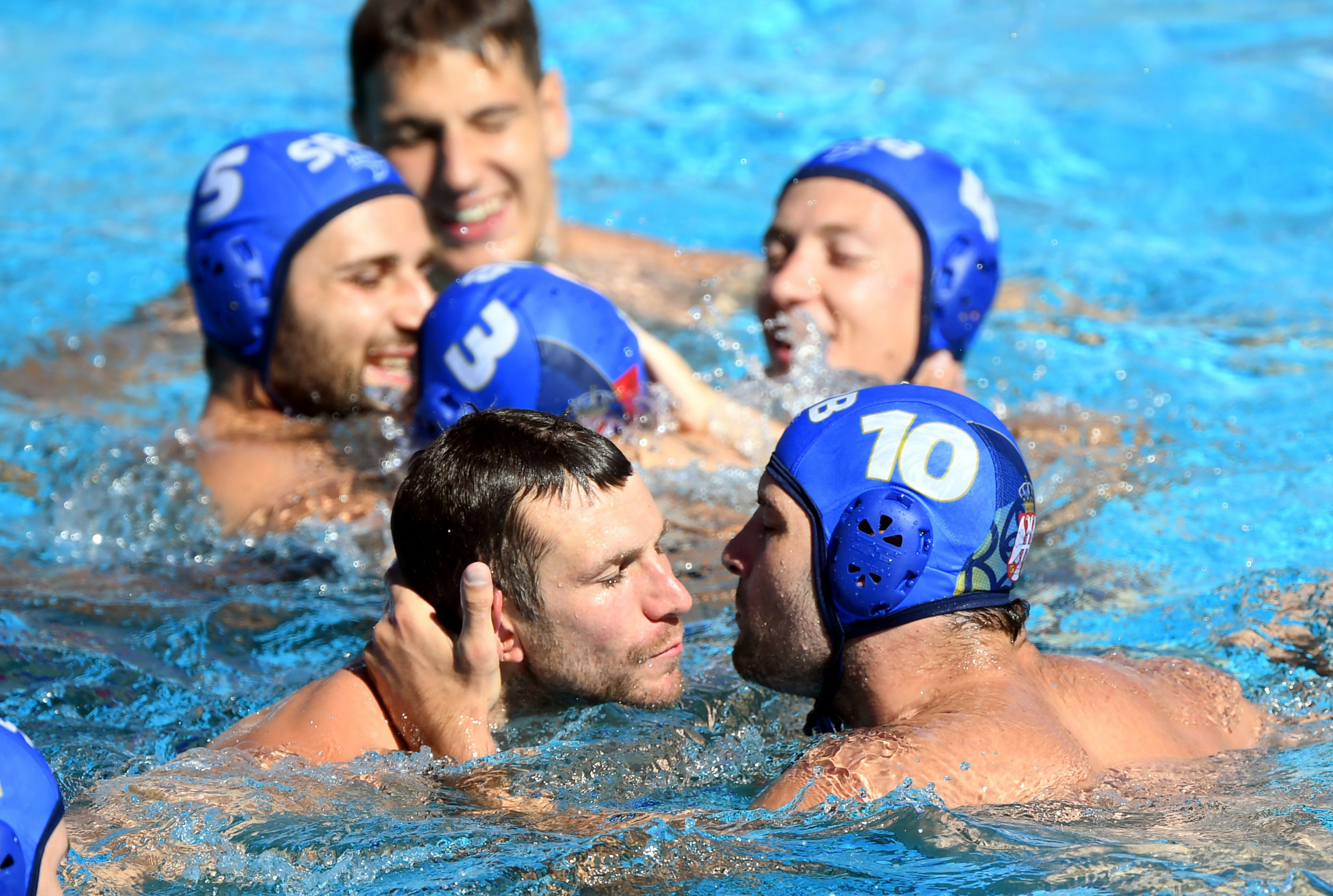Serbia back in action and looking for a straightforward victory over Montenegro in European Water Polo World League