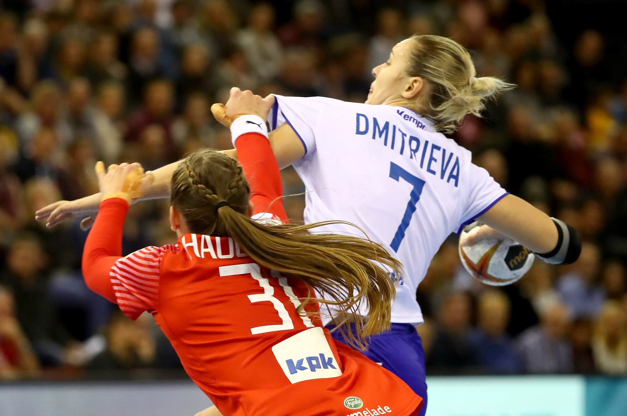 Russia earn overtime win against South Korea to reach semi-finals of Women's Handball World Championships