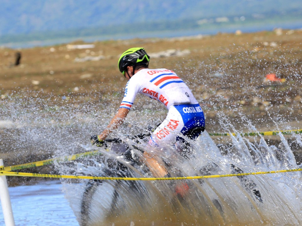 Costa Rica dominate mountain bike races at Central American Games
