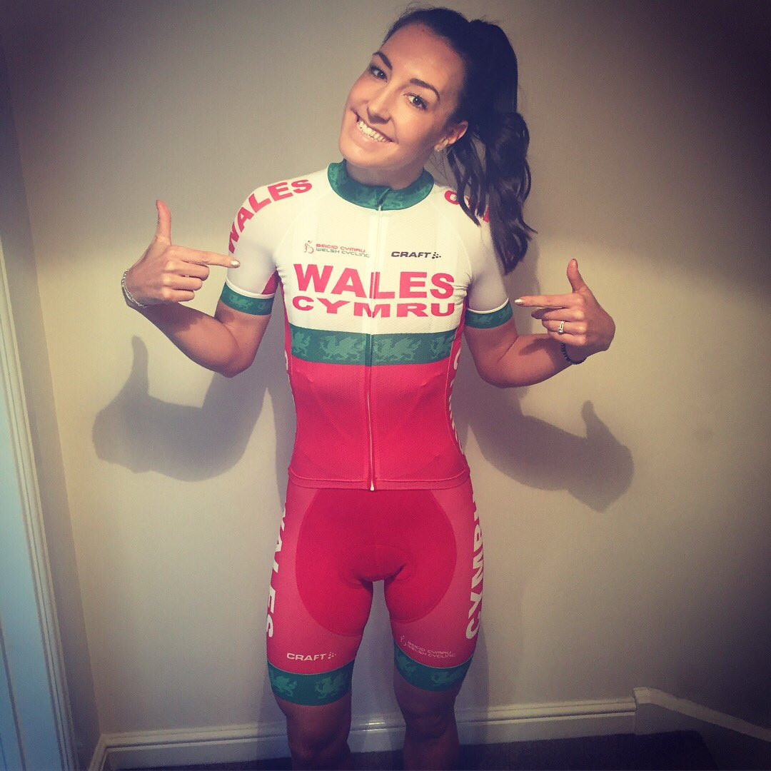 Rowe announces aim to ride for Wales at Gold Coast 2018 Commonwealth Games