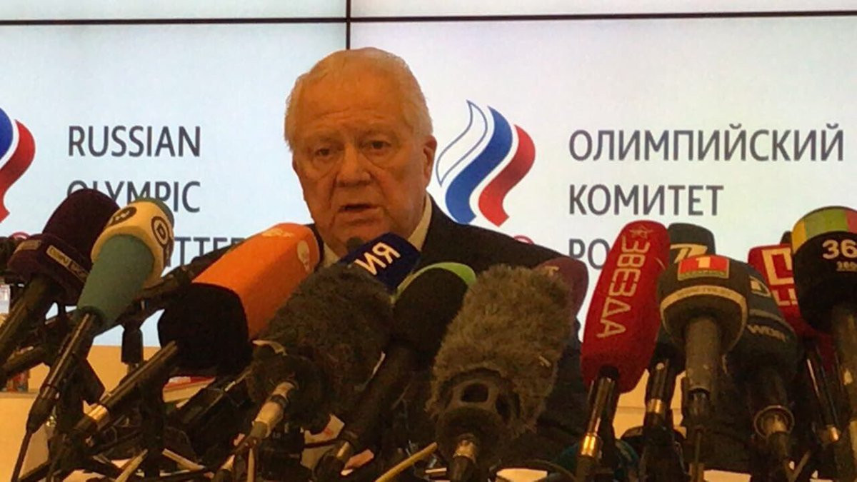 IOC honorary member Vitaly Smirnov claimed that Russia's participation at Pyeongchang 2018  could be an opportunity to help restore its