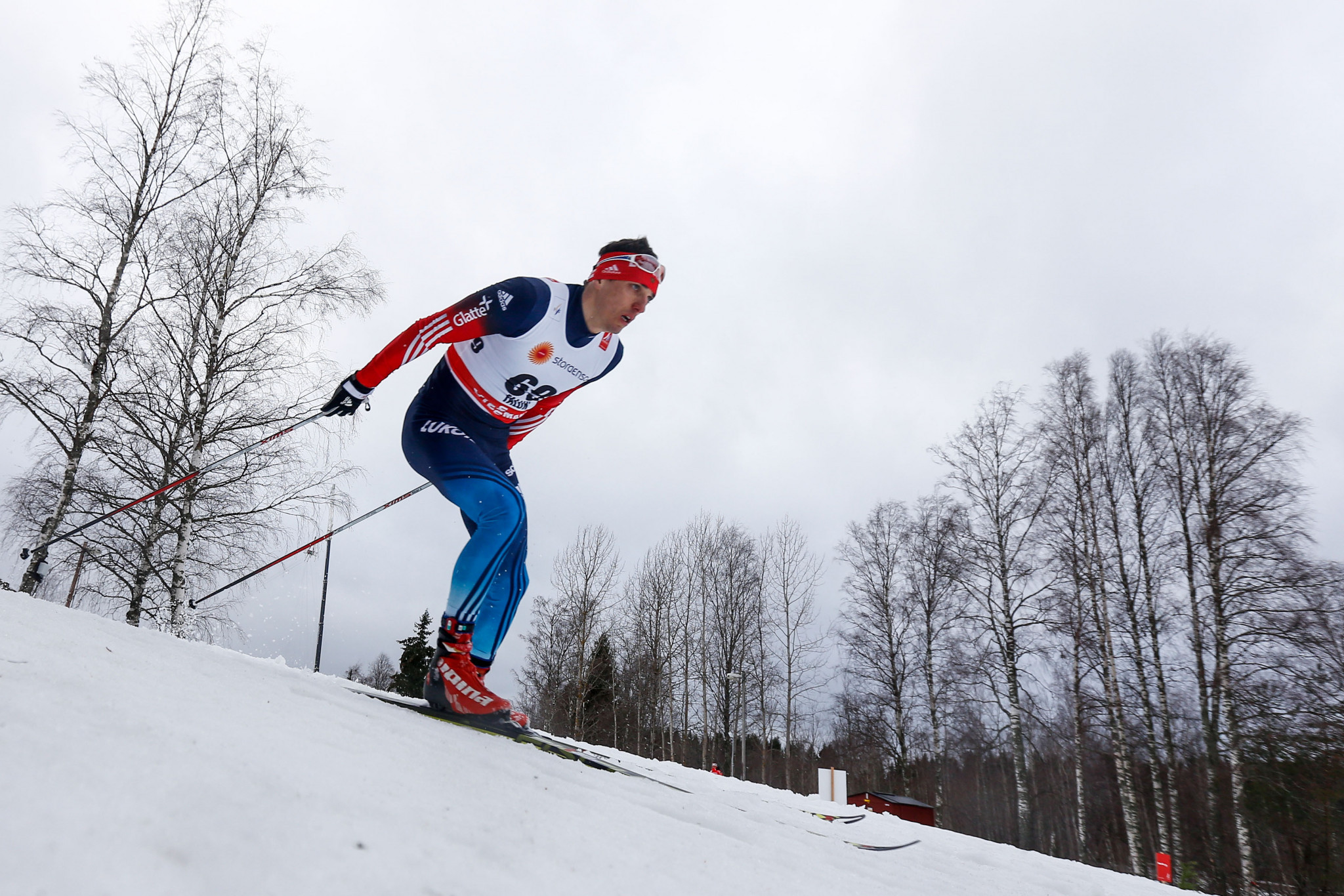 Bottles of samples provided by cross-country skier Evgeniy Belov revealed the presence of marks indicative of tampering, the reasoned decision from the Oswald Commission revealed ©Getty Images