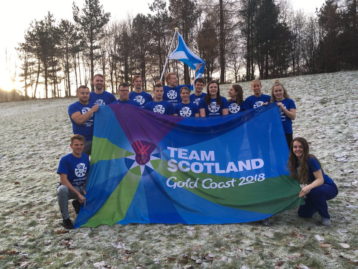 Scotland select 25 athletes for Gold Coast 2018 Commonwealth Games
