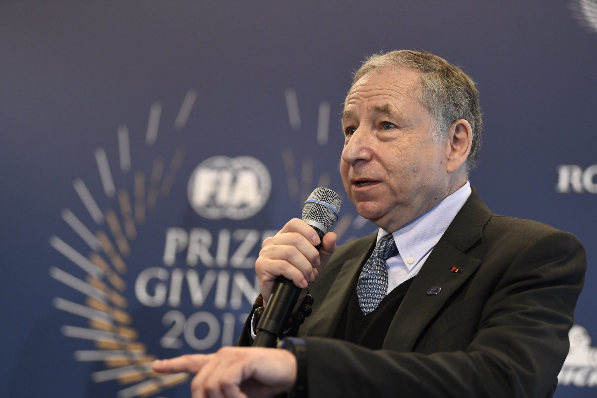 Todt re-elected International Automobile Federation President