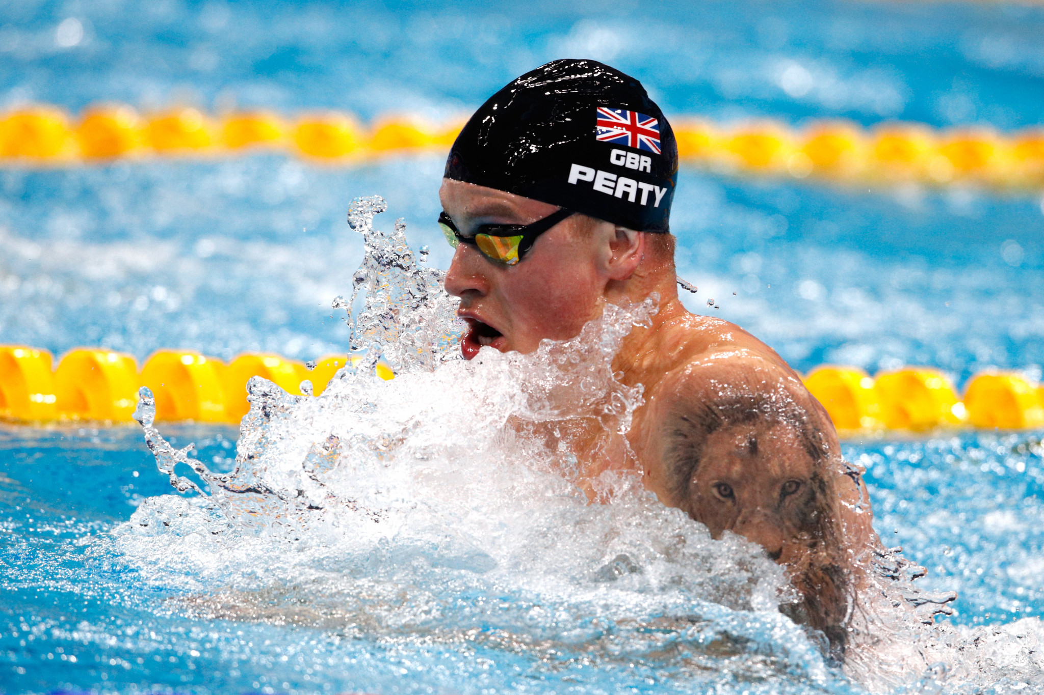 Big-name swimmers arrive in Copenhagen for the European Short Course Championships