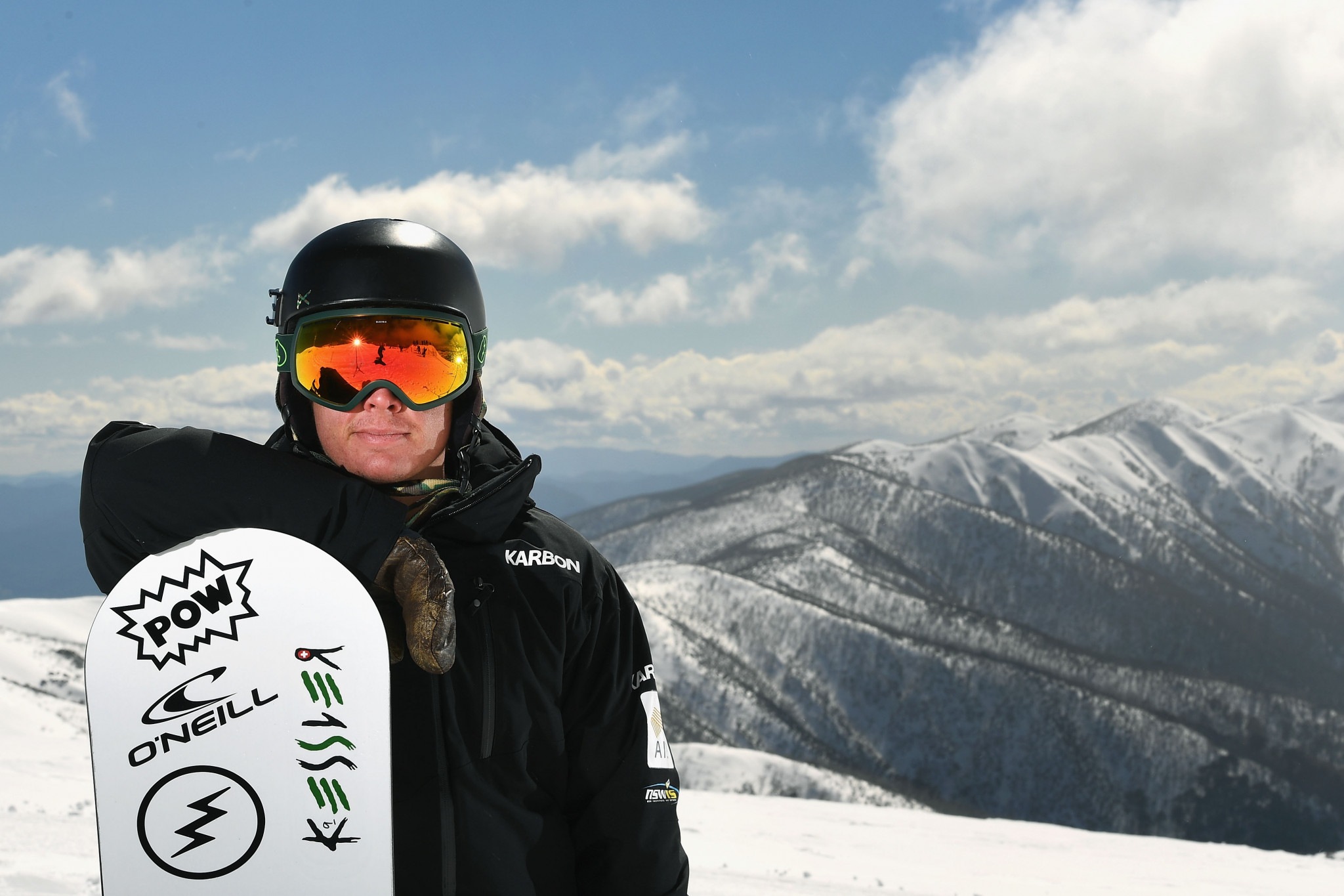 Lambert tops men's qualification at FIS Snowboard Cross World Cup