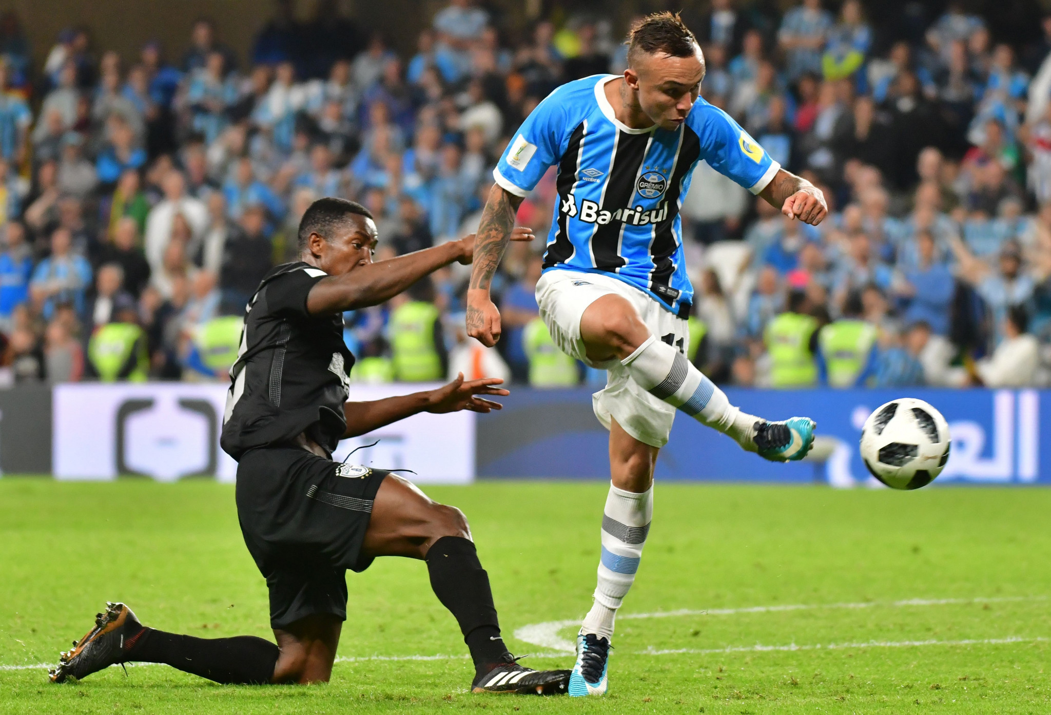Gremio beat Pachuca to book place in FIFA Club World Cup final