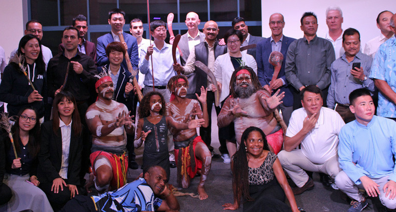 FISU have hosted a seminar with Asia and Oceania Associations in Gold Coast ©FISU
