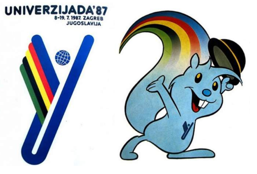 Exhibition opened to commemorate 30th anniversary of 1987 Summer Universiade in Zagreb