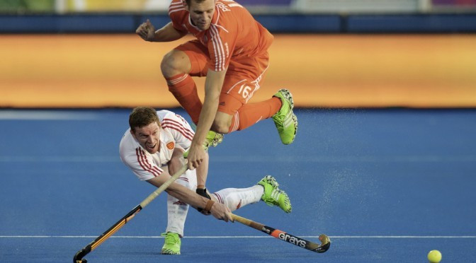 Hosts England undone by The Netherlands at EuroHockey Championships
