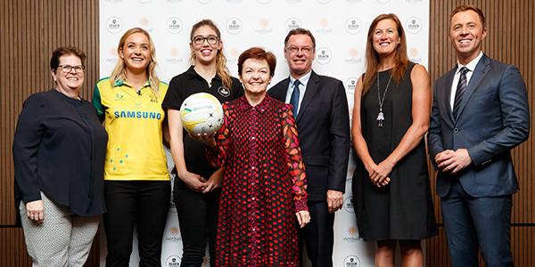 Netball Australia announce partnership with Deakin University