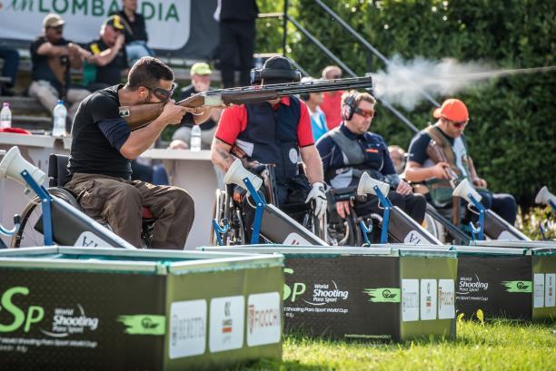 Lonato to host inaugural Para trap World Championships