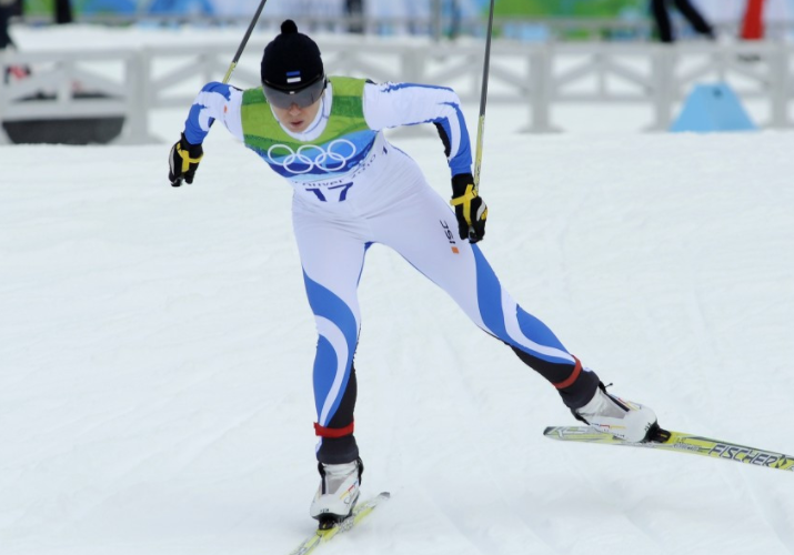 Kristina Šmigun-Vähi was identified as having re-tested positive at Turin 2006 ©Getty Images