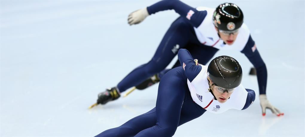 Christie hoping for redemption at Pyeongchang 2018 after Sochi 2014 disappointment