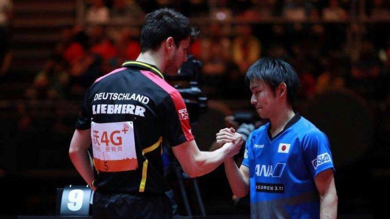 Ovtcharov eyeing strong performance at ITTF World Tour Grand Finals