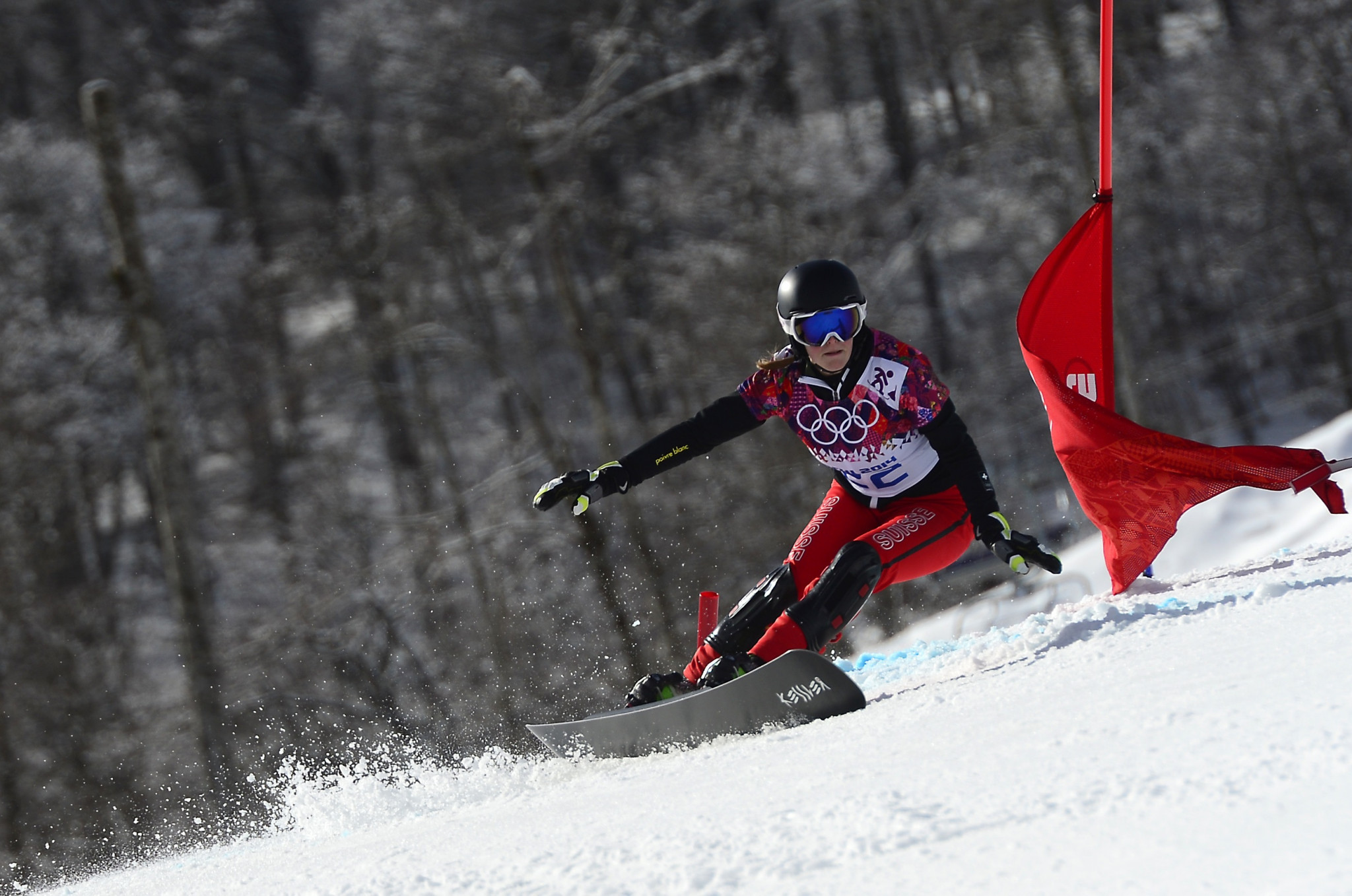 FIS Alpine Snowboard World Cup set to begin in Italy with trio of parallel races