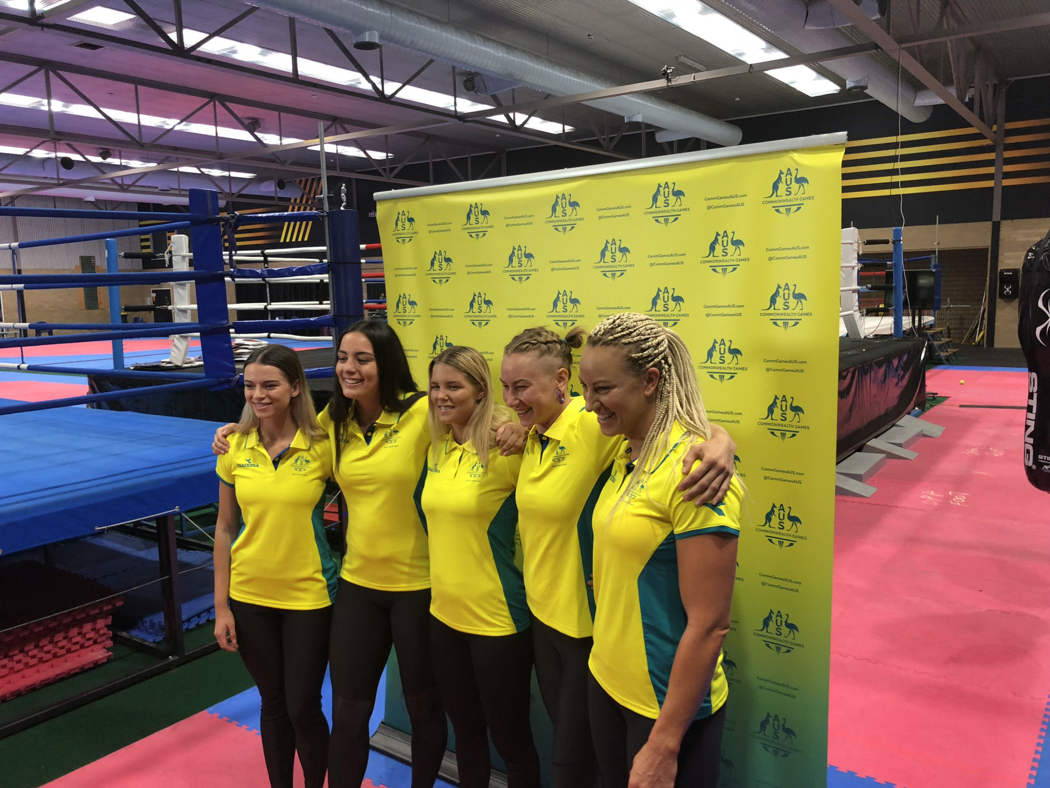 Commonwealth Games Australia reveal 13 member boxing team for Gold Coast 2018