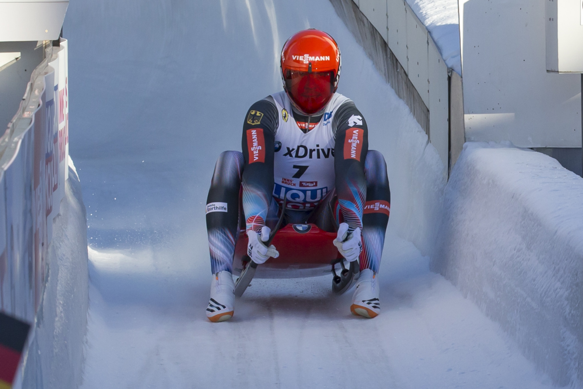 Olympic places on the line at crucial Luge World Cup in Lake Placid